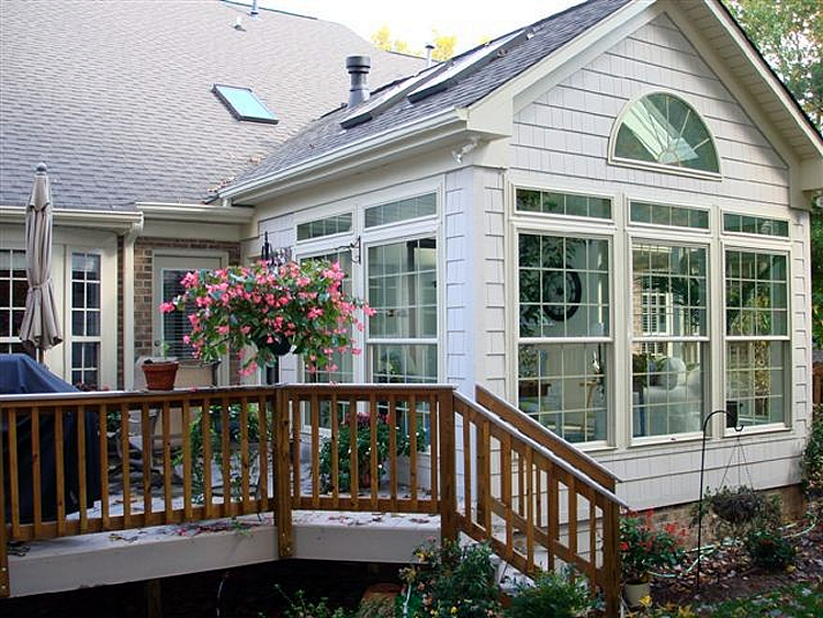How Do I Convert My Screened Porch Into A 3 Or 4 Season Room Archadeck Of Piedmont Triad