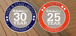 TimberTech warranties