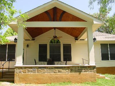 Covered Porches And Patios Photo Gallery, Covered Patio Austin