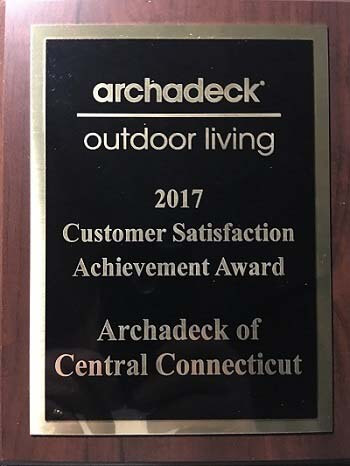 Company customer satisfaction award