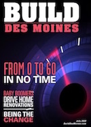 Build Des Moines Magazine Cover
