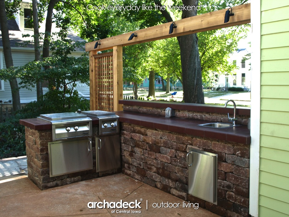 Outdoor Kitchens Photo Gallery