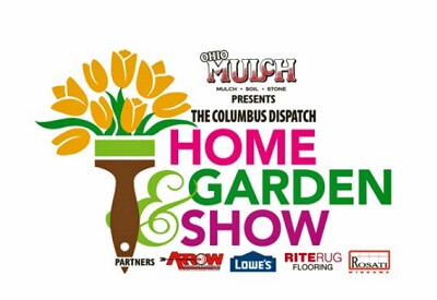 Home and garden show poster