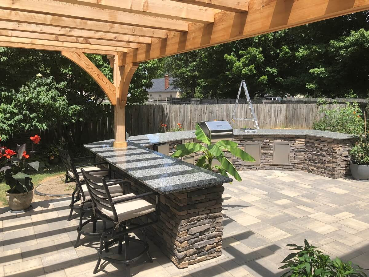 Pickerington Oh Pergola Builder