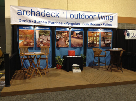 2013 Home Show display
