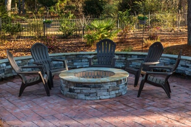 west columbia outdoor fire pit