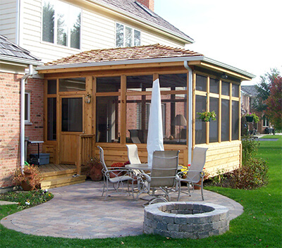 Porches Deck Installation