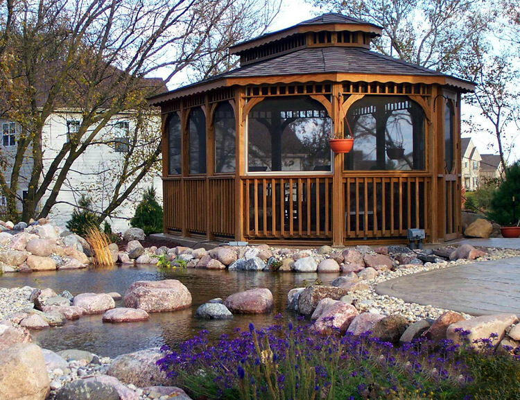 outdoor living in Gurnee IL