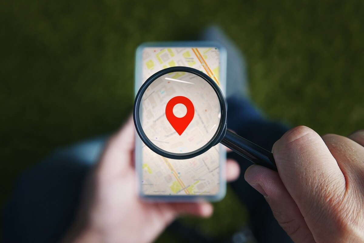 Finding location