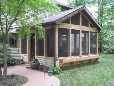 Screened Porches Photo Gallery