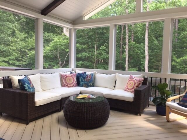 Raleigh screen porch conversions
