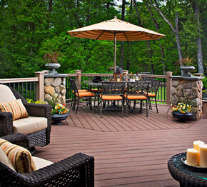 SM Deck with Stone Columns Raleigh